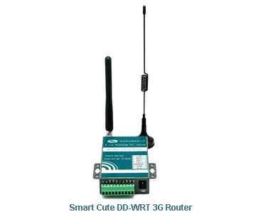 H685 Smart Cute DDWRT 3G Router