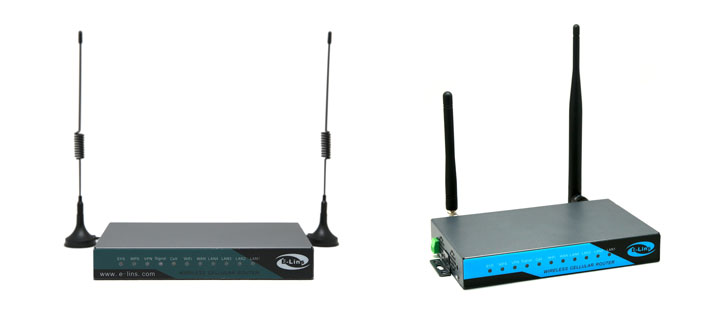 H820 4G LTE CAT12 Router