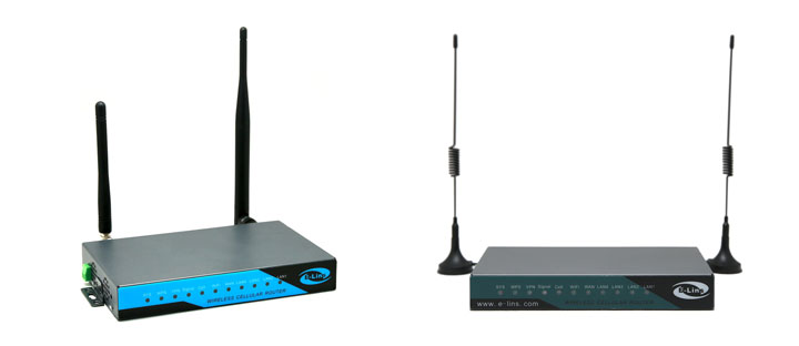H820 4G LTE CAT9 Router