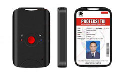 Q9 Portable Personal GPS Tracker with ID