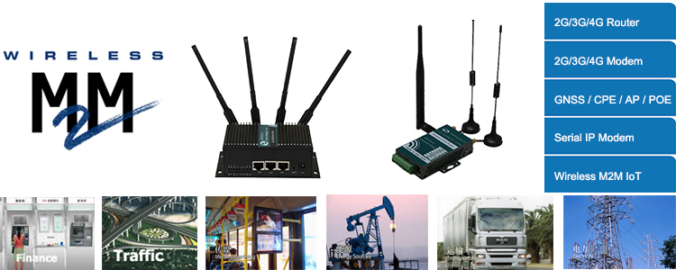 China Manufacturer and Supplier for Wireless M2M IoT OEM ODM